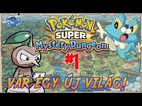 Pokémon Super Mystery Dungeon #1 | Vár egy új világ! letöltés