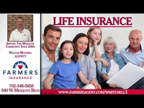 Home, Car and Life Insurance | Farmer Insurance Bill Mitchell | Mesquite, NV