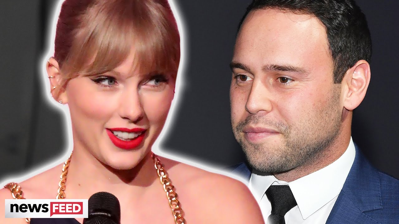Taylor Swift Calls Scooter Braun Toxic & Fans Think She Shaded Demi Lovato!