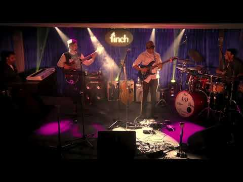 'INSHRY' - THE DARSHAN DOSHI COLLECTIVE LIVE AT FINCH