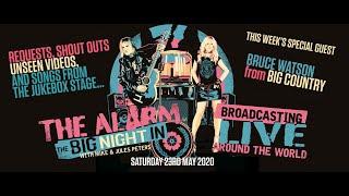 The Alarm - The Big Night In 23/05/2020