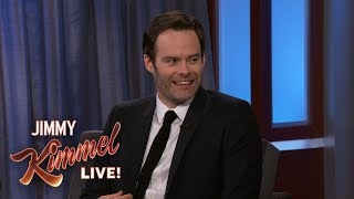 Bill Hader on Stephen King & New IT Movie