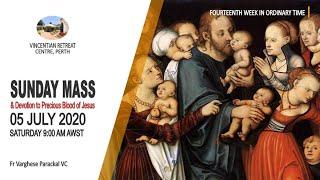 Sunday Mass Live - 05/07/2020