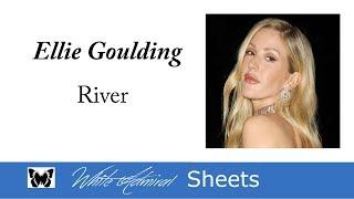 River - Ellie Goulding (Piano Accompaniment)