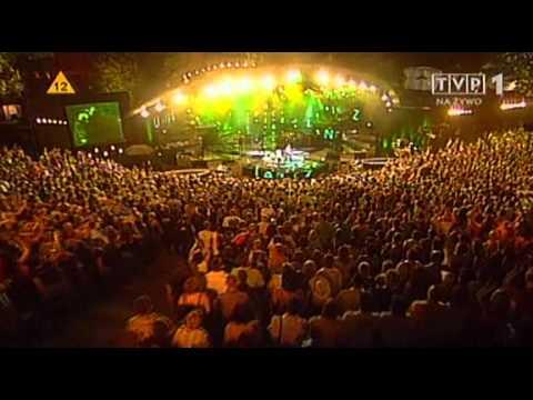 Lady Pank live Opole 2007 25-lecie 06 Tańcz głupia tańcz