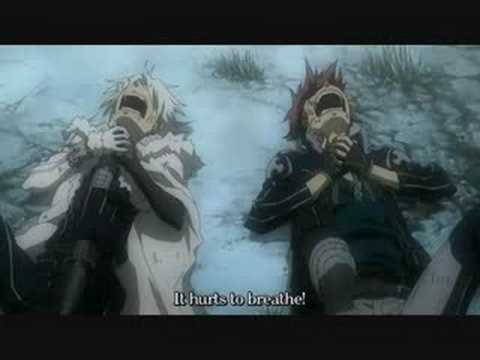 Allen and Lavi in ep.89