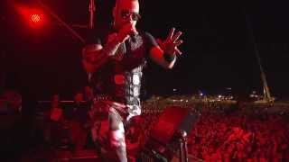 SABATON - Uprising (OFFICIAL LIVE)