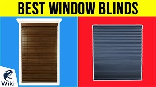 10 Best Window Blinds 2019