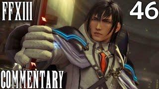 Final Fantasy XIII PC Walkthrough Part 46 - Cid Raines