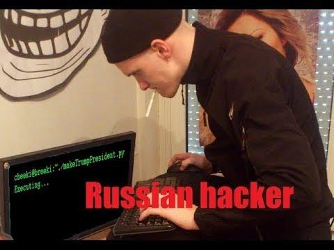 Indian Scammer vs Russian hacker