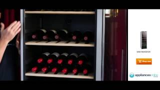 Expert Describes The 170 Bottle Vintec Wine Storage Cabinet Vin190sge2e-al - Appliances Online