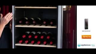 Expert Describes The 170 Bottle Vintec Wine Storage Cabinet Vin190sge2e-al - Appliances Online