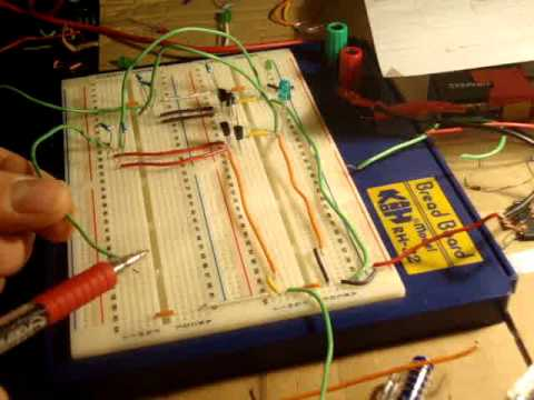 how to make a flip flop electronics