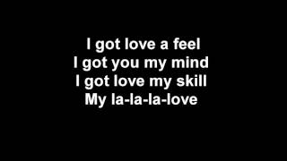 MiyaGi & Эндшпиль - I Got Love ( lyrics )