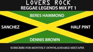 LEGENDS MIX PT 1 HALF PINT BERES SANCHEZ DENNIS BROWN