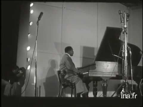"""Bud Powell - """"Sweet and Lovely""""  France (1960)"""