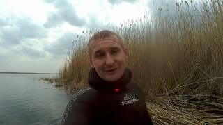 Подводная Охота По Рыбе Тихо нашёл Древний Серп