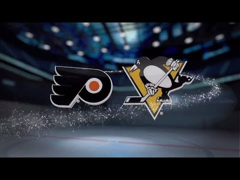Philadelphia Flyers vs Pittsburgh Penguins - November 27, 2017 | Game Highlights | NHL 2017/18.Обзор
