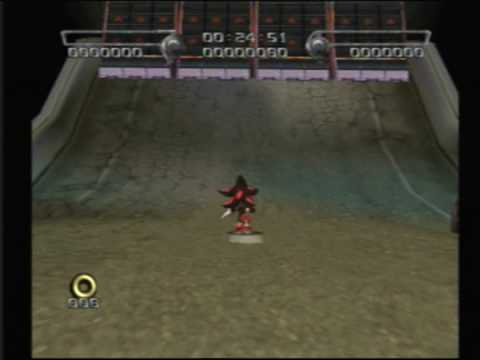 Shadow the hedgehog part 1(gamecube) FULL GAMEPLAY ...