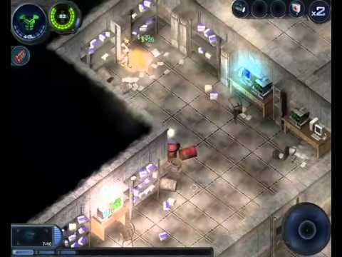 Screenshots of Alien Shooter