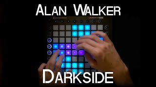 Download Alan Walker - Darkside (feat. Au/Ra & Tomine Harket) | Launchpad Performance + Project File