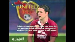 Fiona Callaghan Exclusive Interview with Michael Owen