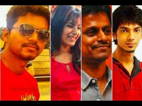 Vijay's Next Film with Murugadoss is Titled as Vaal | Samantha, Aniruth | Thuppaki 2 Travel Video