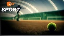 Auch deutscher Spieler in Tennis-Wettskandal involviert | SPORTreportage - ZDF