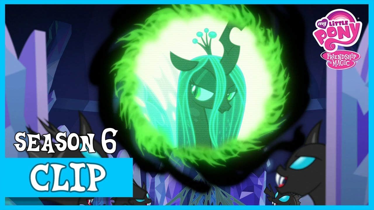 Download Queen Chrysalis's Evil Plan (To Where and Back Again) | MLP: FiM [HD]