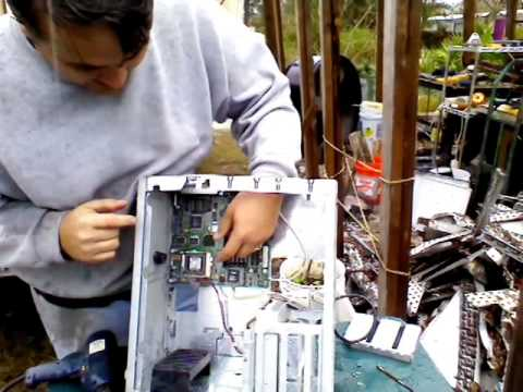 How to make money by scrapping or recycling computers