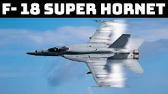 F18 from Hornet to Super Hornet | Part 2 Evolution of a fighter