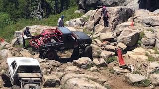 W.E. Rock Western Series Donner Ski Ranch 7-8-18 Rock Crawling