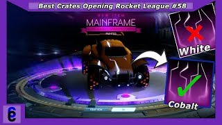 Best Crates Opening Rocket League #58