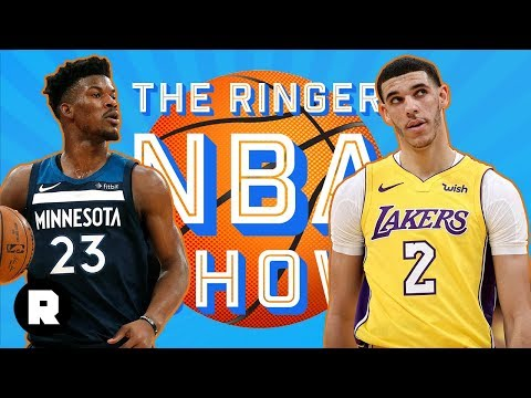 Jimmy Butler V. The Timberwolves, The Lakers' Lonzo Problem, And The Sixers' GM Search | Heat Check