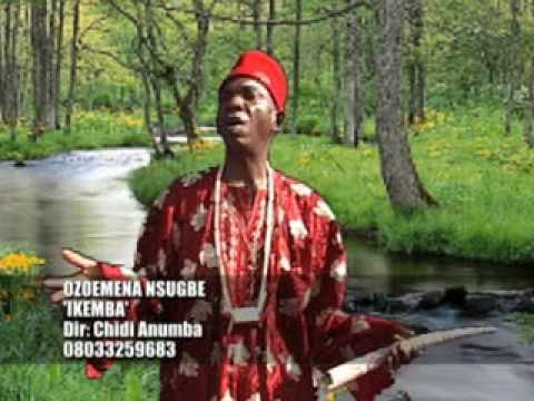 Chief Dr Akunwata Ozoemena Nsugbe   Ikemba Awka  Official Video