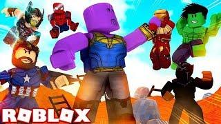 A LEGHÍRESEBB ROBLOX JÁTÉK!! Roblox Superhero Simulator