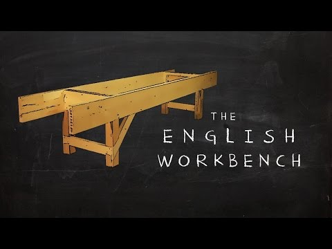 Yea or Nay? The Plank-Topped English-Style Workbench