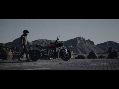 Triumph Rocket 3 R and GT - Tenerife, Mount Teide