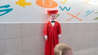 CuTEST PRESCHOOL GRaDUaTION!