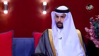 شهكة عشك مع الشاعر علي الشيخ