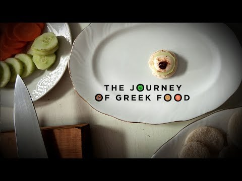 Journey of Greek Food - Episode 4, ENGLISH