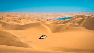 NAMIB crossing 4x4 expedition - progression // by Geko Expeditions