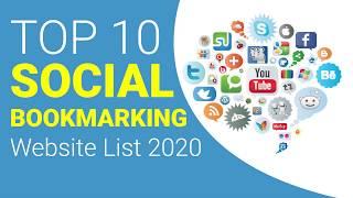Top 10 Social Bookmarking Sites List | Best 10 Social Bookmarking Websites List - RGB Webtech
