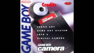 Game Boy Camera OST - Credits Music