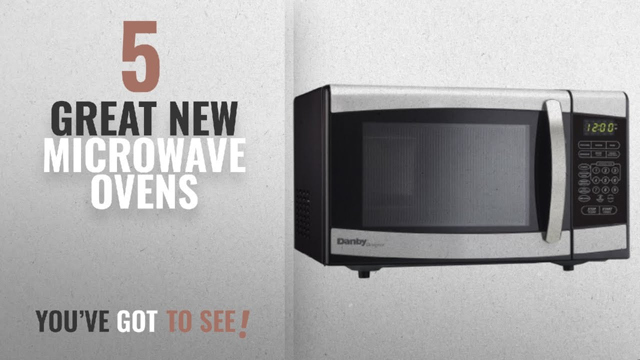 Top 10 Danby Microwave Ovens 2018 Designer 0 7 Cu Ft Countertop Black Stainless
