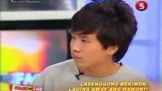 FACE TO FACE ON TV5 EPISODE 162 - LASENGGONG BEKIMON, LAGING AWAY ANG HAMON?! (3/4)