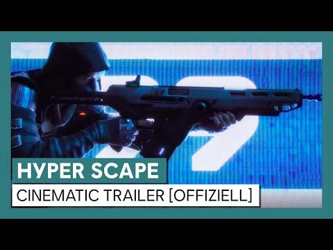 HYPER SCAPE - Cinematic Trailer [OFFIZIELL] | Ubisoft [DE]