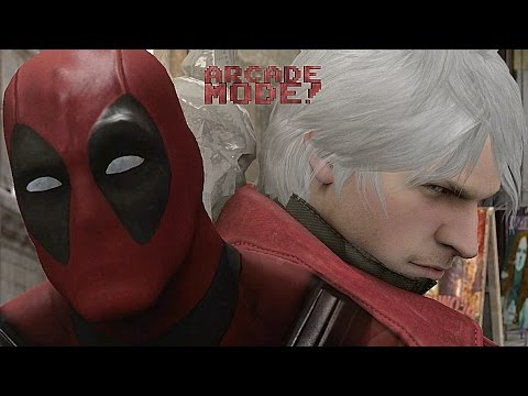 DEADPOOL vs. DANTE | ARCADE MODE! [Episode 2]