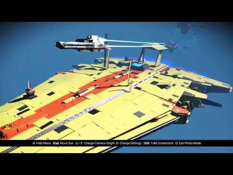No Man's Sky 1.3 - 460,000,000 unit S class Capital Freighter for 123,000,000 (Discount Reward)