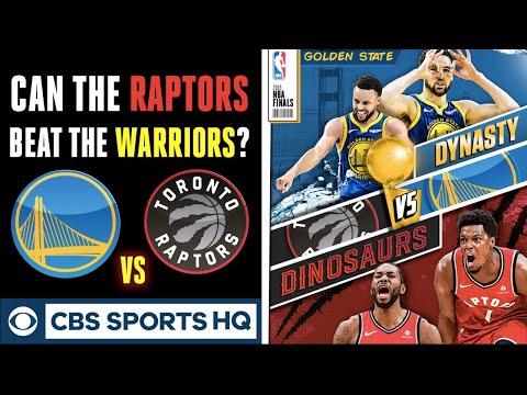 Can the Raptors beat the Warriors? | Toronto advances to the NBA Finals | CBS Sports HQ